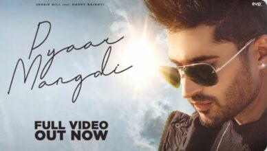Pyaar Mangdi | Jassi Gill Ft Happy Raikoti | New Romantic Song 2021 | Jassi Gill New Punjabi Video Song