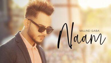 Naam Official Video   Tulsi Kumar Feat. Millind Gaba   Jaani   New Punjabi Song 2020