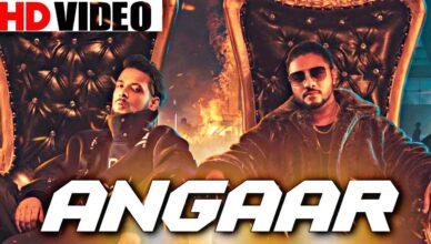 Angaar (Official Video) - IKKA Ft. Raftaar | Sez On The Beat | New song 2021 | New Mp3 Song Raftaar Song
