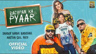 Badshah- Bachpan Ka Pyaar Video Song Download